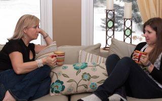 Общение с родителями, трудности общения 2 часть