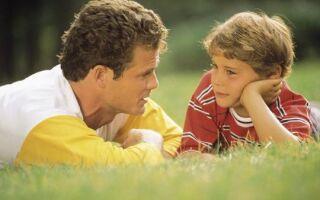 Трудности общения детей сродителями