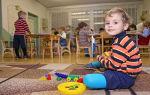 Что делать чтобы ребенок привык к садику?