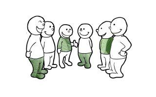 Как научиться разговаривать с людьми, топ- 6 советов.