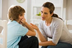 Воспитание и обучение детей- самообладание.