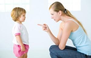 Воспитание ребенка- самообладание.