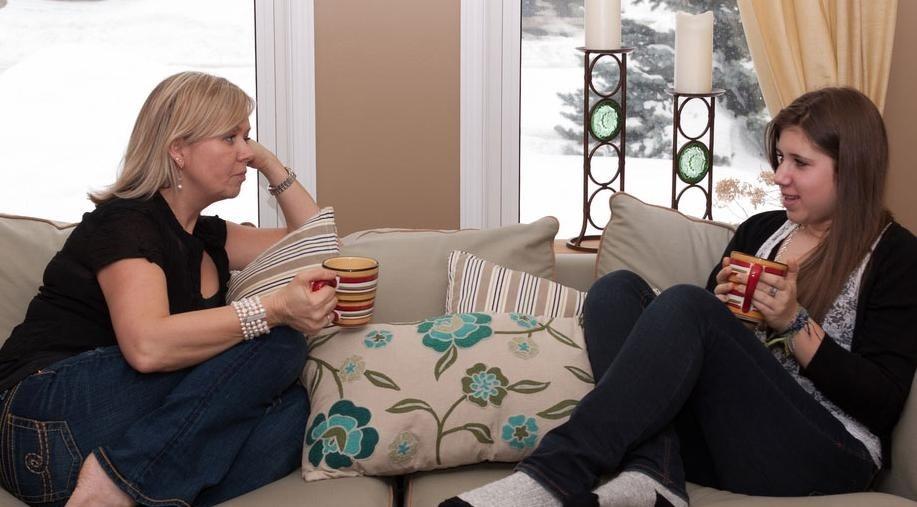 воспитание подросток ребенок стресс