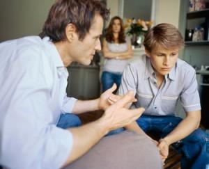половое воспитание ответственность на отце