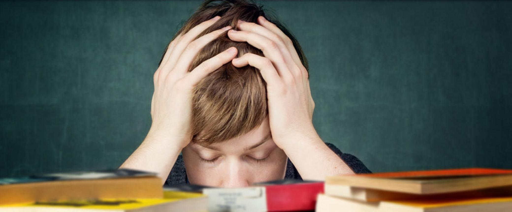 ребенок- подросток стресс воспитание