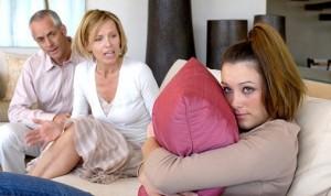 уважение к родителям разница мнений