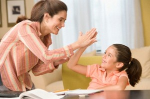 хвалить медлительного ребенка