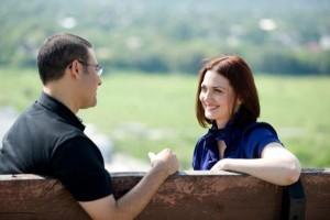 разгвоаривать и слушать супруга