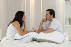 помириться в разговоре до сна