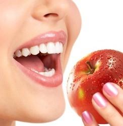 изюминка красивая улыбка и здоровые зубы