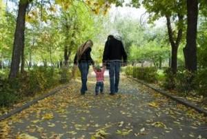 у Федорки всегда отговорки прогулка по парку с семьей