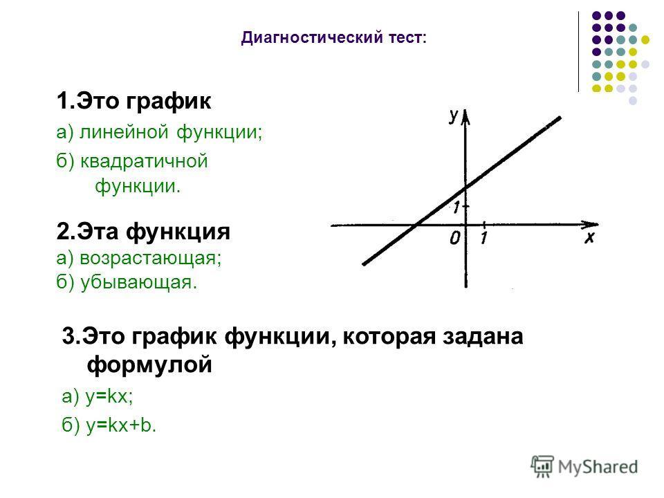 тест по физике и геометрии