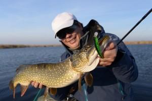 путь к сердцу мужчины лежит через его хобби рыбалка