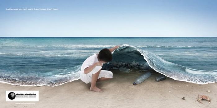 этичный образ жизни беречь океан от мусора
