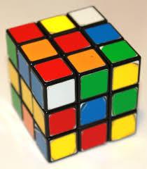 кубик рубик - развиваем память и внимание