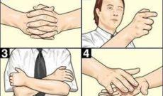 Тест характера из четырех вопросов про руки