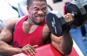 как вызвать стресс - сильная мотивация спортсмен