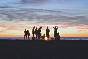 Общение с друзьями снимает напряжение и не дает место стрессу