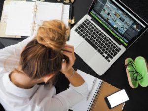 Как понять что у меня стресс и найти источкик напряжения