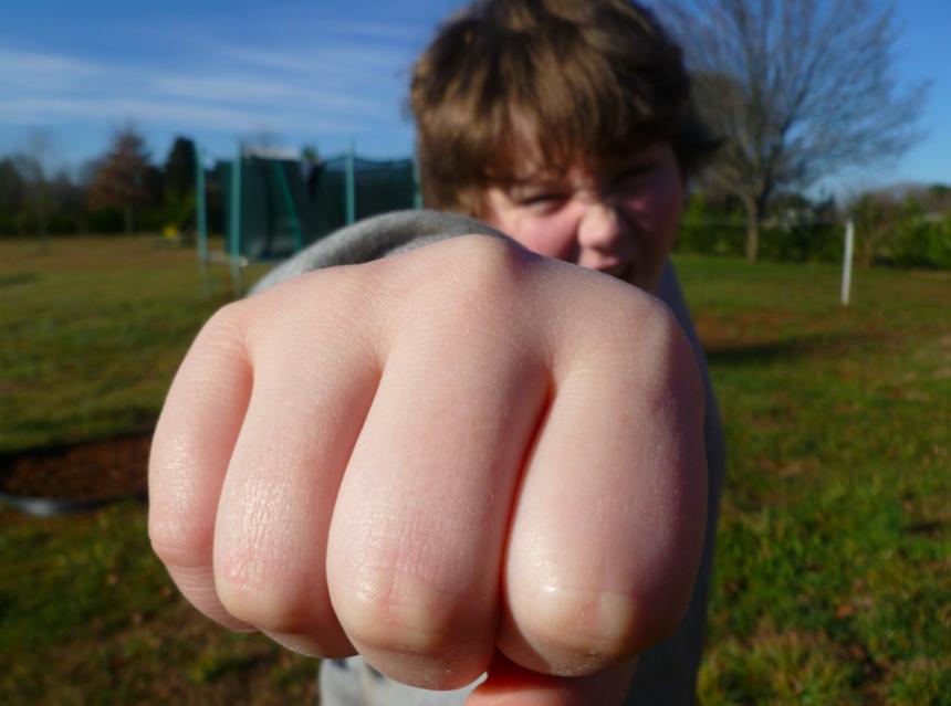 пассивно-агрессивное поведение ребенка
