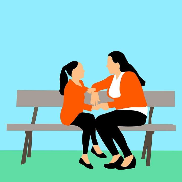 Помощь взрослых - родители говорите со своими детьми о насмешках